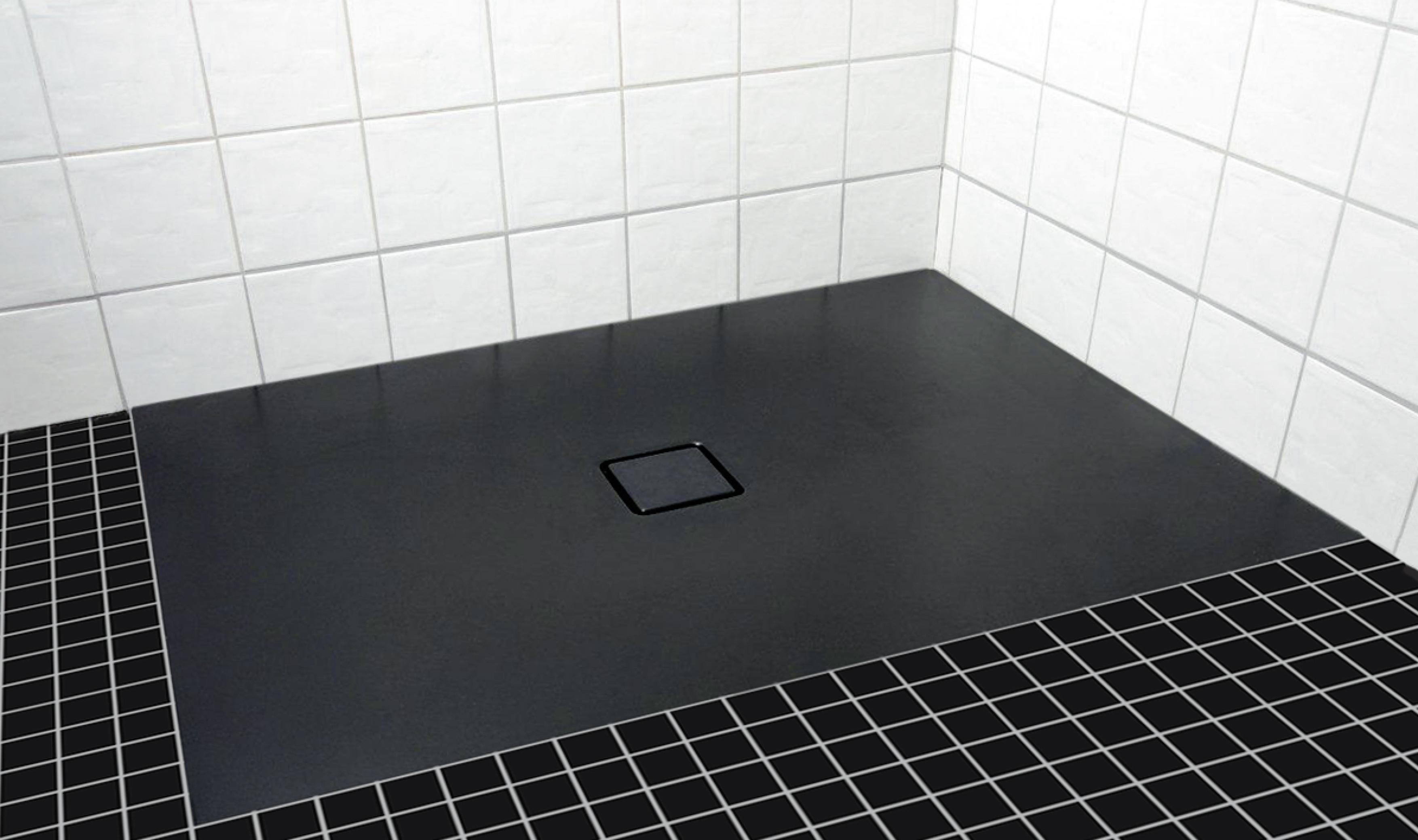 Mosaik Fliesen Dusche Reinigen : KALDEWEI: Einfach und schnell: Geflieste Duschbereiche lassen sich mit